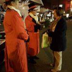 AlloJannao - Haaksbergen - Revue - Hoksebarge - Allô Jannaô - Tone - Gaitjan - Truike - Graads - Leida - Toneel - Theater de Kappen - Buurse - Hoeve - Zang - Dans - 2015 - Kerstmarkt Jannao